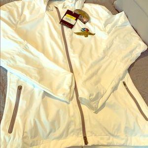 Indy 500 Nike wind breaker jacket